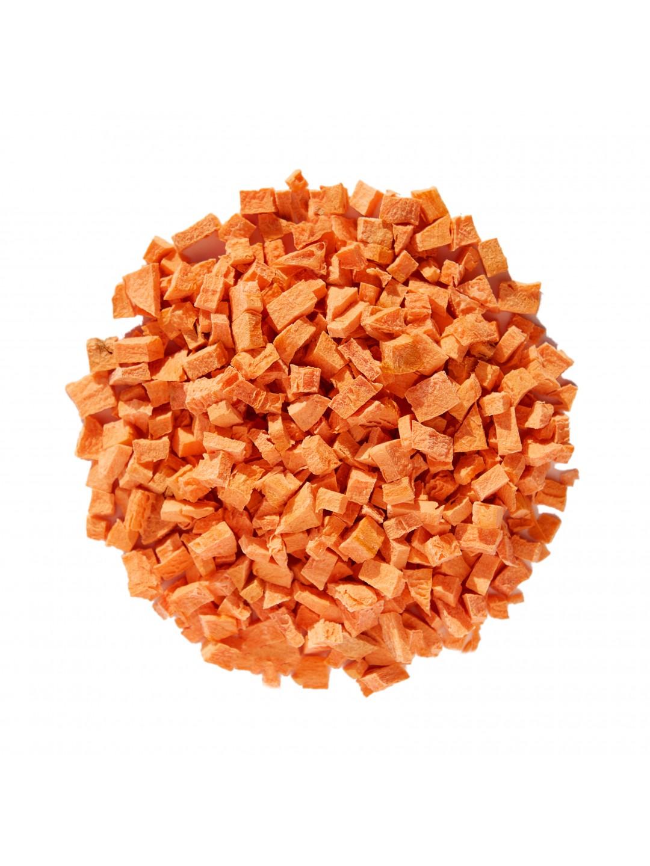 Сублимированная морковь